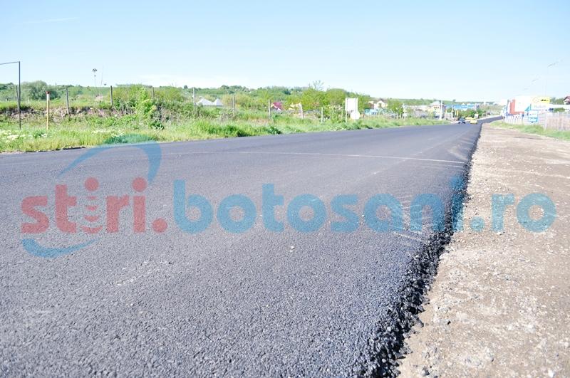 """""""Drumul mortii"""" asfaltat de la iesirea din municipiu pana la Baisa - GALERIE FOTO"""