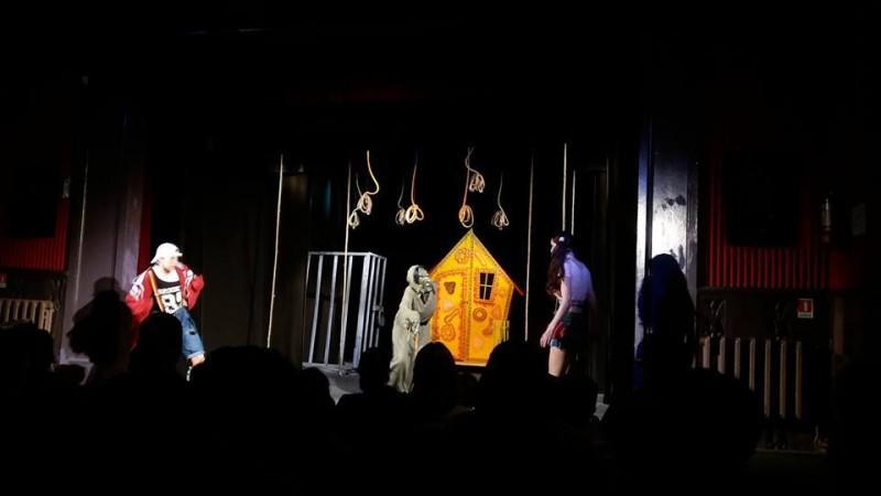 """""""Extraordinarele peripeții ale lui Hansel și Gretel"""", duminică, pe scena Teatrului Vasilache"""