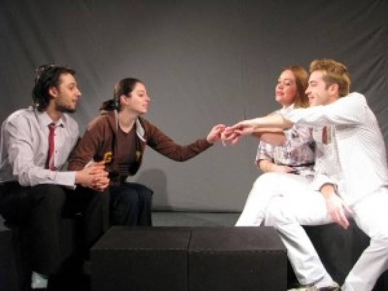 """""""Flori, filme, fete sau băieţi"""", sâmbătă şi duminică, la Teatrul Eminescu"""