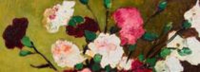 """""""Florile lui Luchian"""" - expozitie-medalion deschisa la Muzeul National de Arta al Romaniei"""