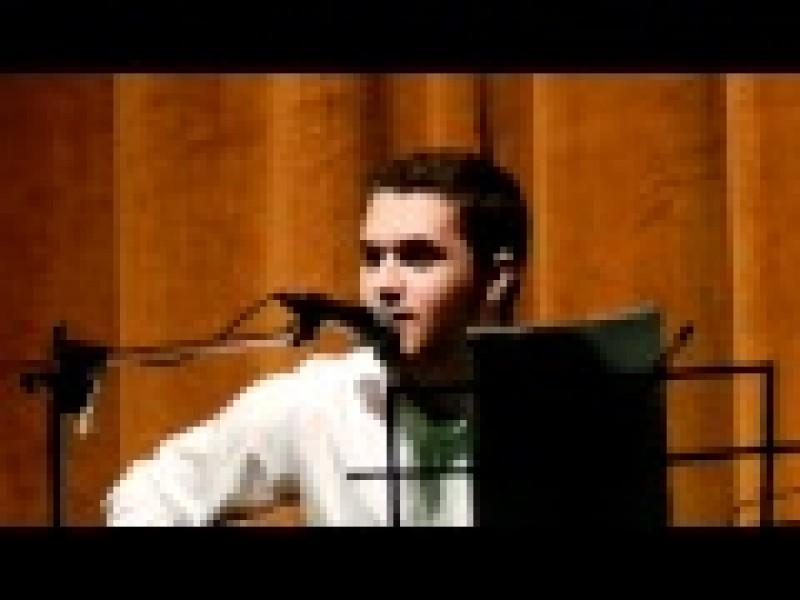 """""""Galbenă gutuie"""" cu LEONARD LUŢIA - VIDEO"""