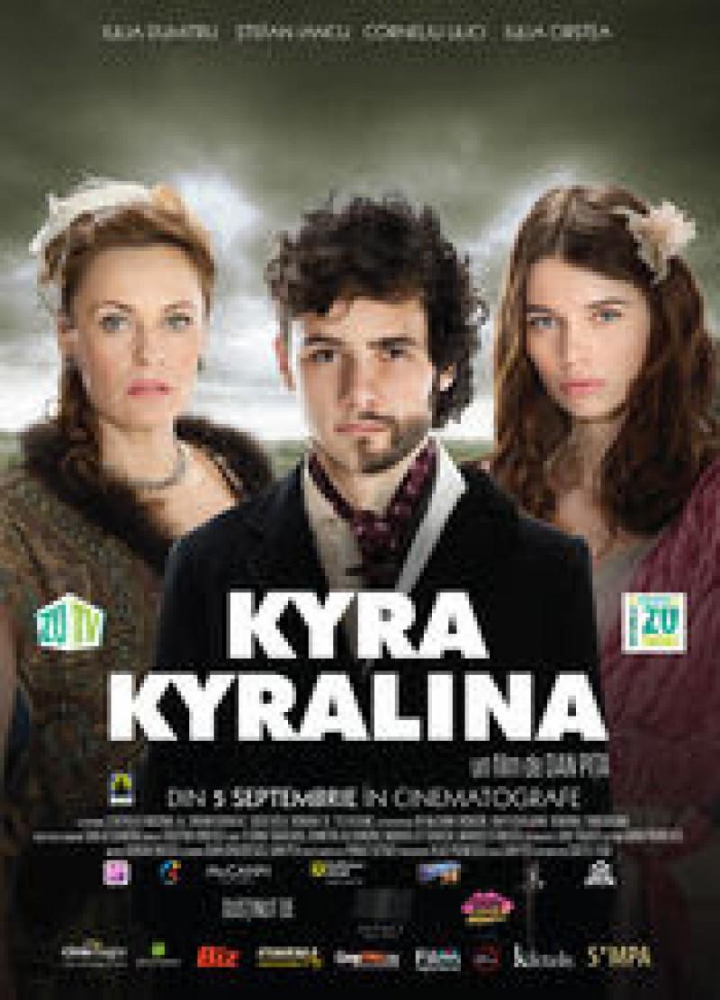 """Kyra Kyralina"", în regia lui Dan Piţa, la Cinema Unirea Botoşani! VIDEO"