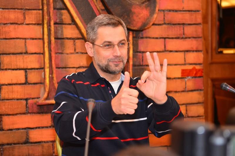"""""""Nașul"""" Radu Moraru, destituit din toate pozițiile de la postul TV pe care l-a înființat! VIDEO"""