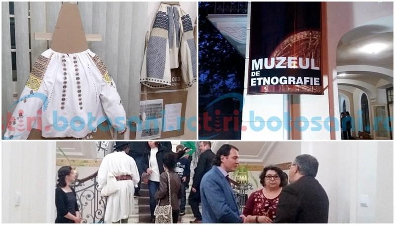 """""""Noaptea Muzeelor"""" la Botoşani, între frustrările salariale ale muzeografilor şi bucuria vizitatorilor! FOTO"""