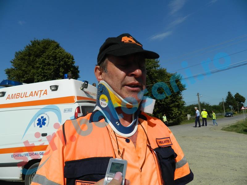 """""""O maşină se repară"""", viaţa unui om NU. Nea Costică de la Ambulanţă, un salvator care nu a mai putut fi salvat! FOTO"""