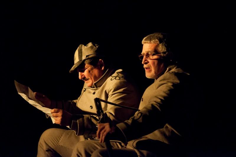 """""""O noapte furtunoasă"""", in weekend, la Teatrul Eminescu!"""