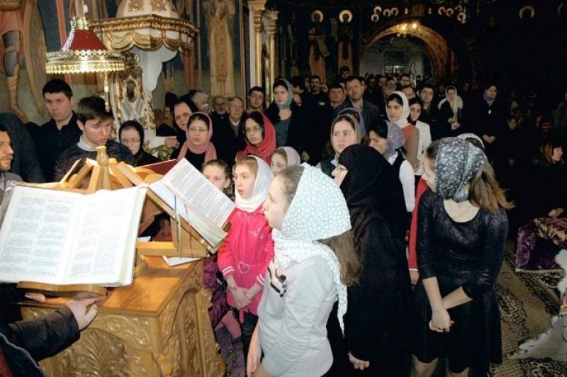 """""""Paşi spre euharistie"""" în Parohia """"Sfântul Ioan Botezătorul"""" din Botoşani"""