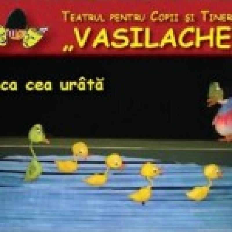 """Ratusca cea urata"", duminica, la Teatrul Vasilache"