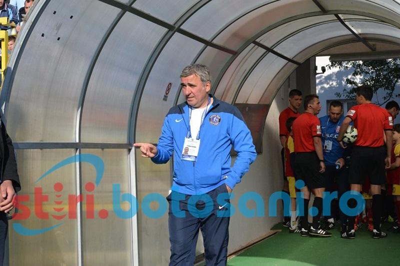 """Regele"" Gica Hagi merge maine intr-o comuna din Botosani pentru a-si pregati echipa!"