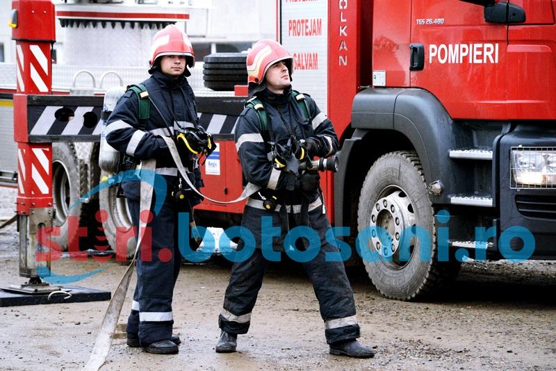 """""""Salvator din pasiune"""" - ISU Botoșani recrutează voluntari care să li se alăture pompierilor în misiuni!"""