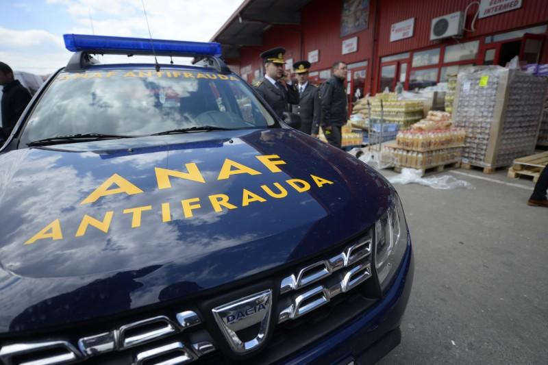 """Sefii de la Antifrauda au fost remunerati necorespunzator functiilor detinute"""