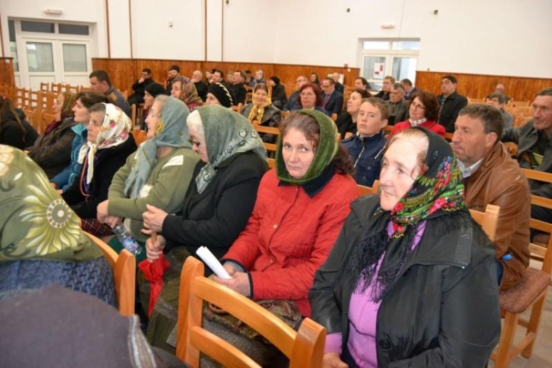 """""""Sfânta Liturghie - izvor de viaţă veşnică"""" - Conferinţă misionară în Protopopiatul Darabani"""