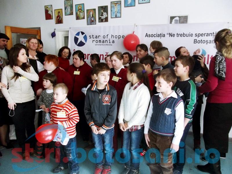 """""""Şi noi suntem campioni"""", o competiţie a copiilor """"speciali"""" din Botoşani!"""