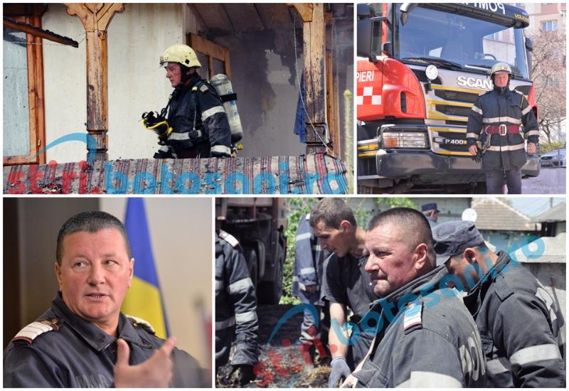 """""""Sunt lucruri care ne impresionează până la lacrimi. Pompieria este o armă umanitară, faci bine!"""""""