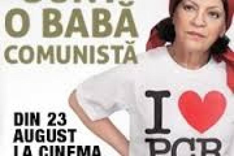 """""""Sunt o babă comunistă"""", proiecție de gală la Botoșani!"""