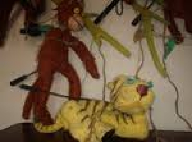 """""""Tigrişorul Pietrek"""" revine la Teatrul Vasilache duminica, 5 ianuarie"""
