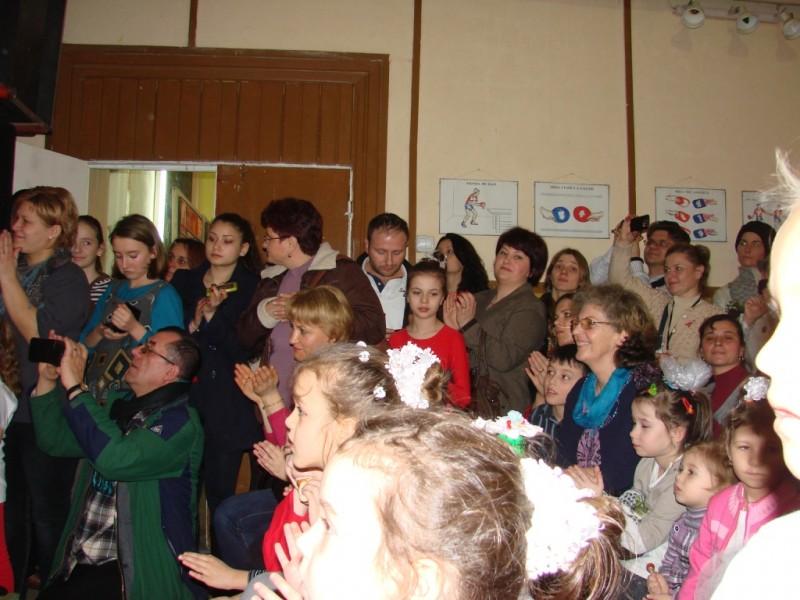 """""""Zâmbet pentru suflet"""", la Palatul Copiilor Botoşani! FOTO"""