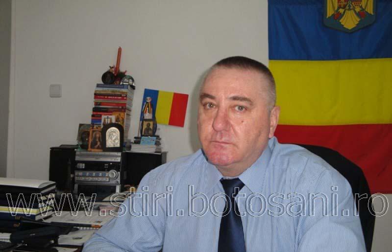 Radu Țurcanu, șef al administrației fiscale județene: La Botoșani nu mai avem ce disponibiliza