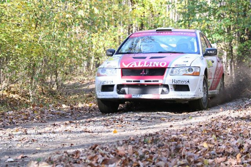 Rally Sprint - Un succes la Botosani