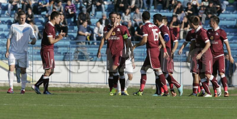 """RAPID nu poate juca in Liga 1! Viorel Moldovan, scos din minţi: """"Îmi vine să dau cu ei de pămînt, să-i calc în picioare!"""""""