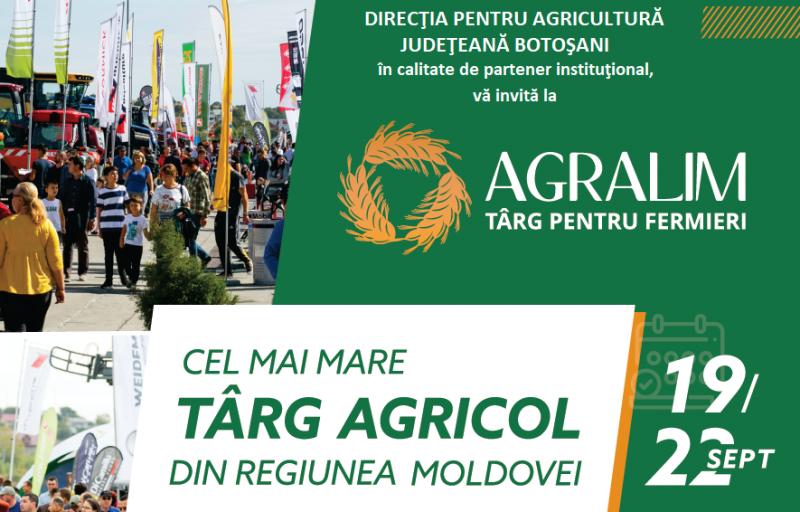"""""""Rapsozii Botoșanilor""""cântă în deschiderea AGRALIM 2019"""