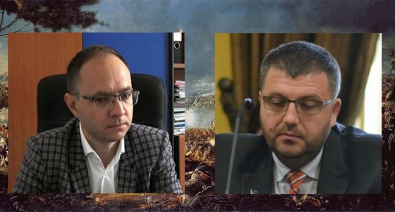 Războiul dintre viceprimarul Cosmin Andrei și Directorul DSPSA, Eugen Țurcanu, continuă!