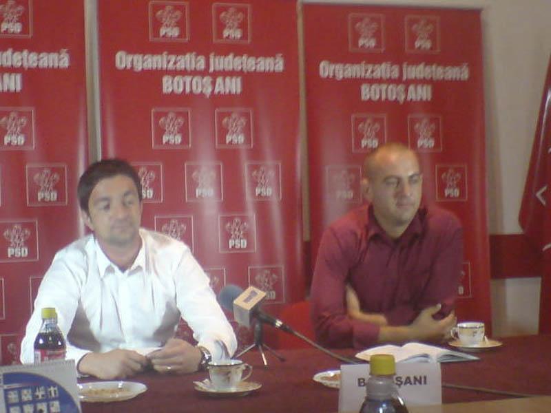 "Razvan Rotaru, ""copilul"" care zdruncina coalitia PSD-PDL la Botosani!"