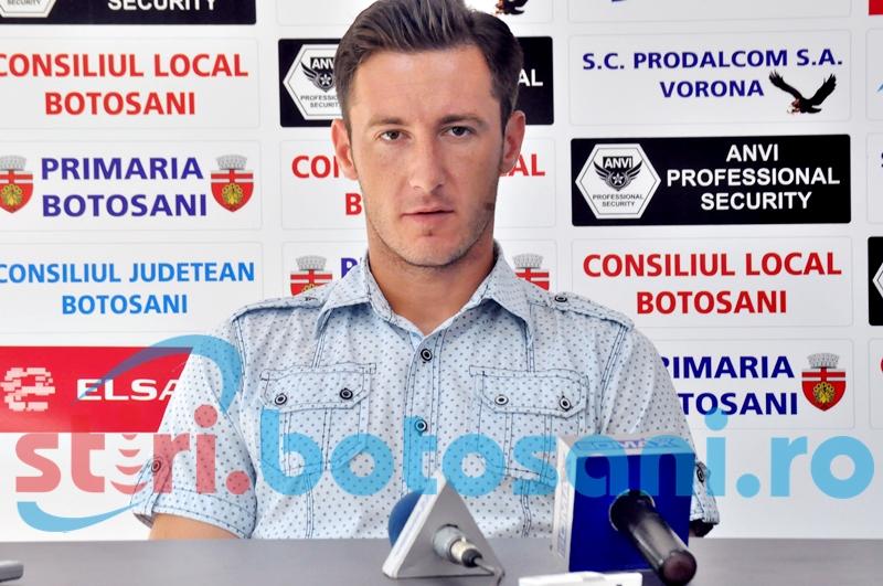 "Razvan Tincu: ""Daca vom fi foarte agresivi sunt sigur ca vom obtine cel putin un punct"""