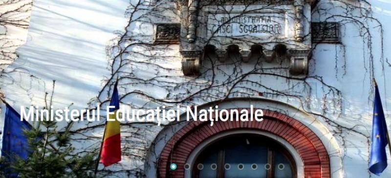 Reacția Ministerului Educației după ce Consiliul Elevilor a îndemnat la boicotul simulării Evaluării Naționale!