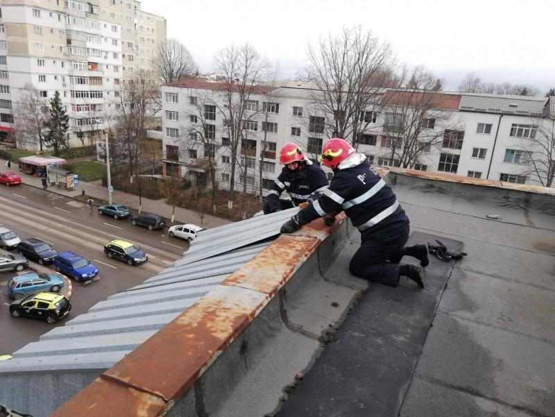 Reactualizarea cifrelor dezastrului produs de furtunile care au lovit județul Botoșani: 18 apeluri de urgență până la ora 16:00
