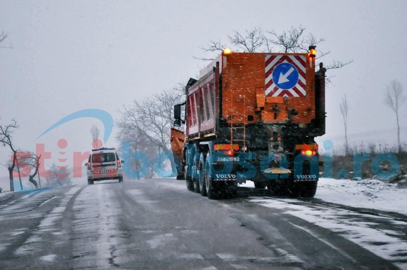 Recomandări în atenţia conducătorilor auto privind circulaţia în condiţii meteo nefavorabile
