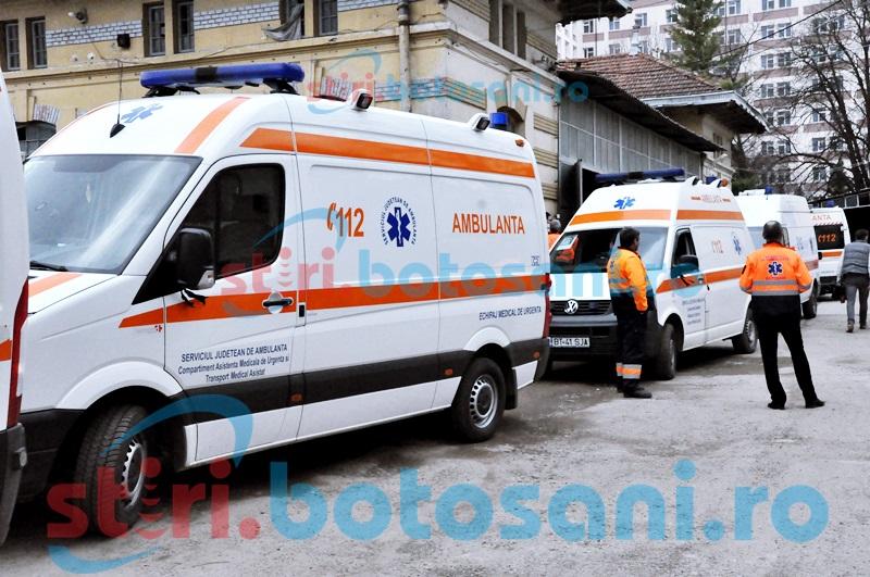 Record de candidați și record de picați la scris. CINE a ocupat cel mai vânat post de șofer pe ambulanță din istoria SJA Botoșani