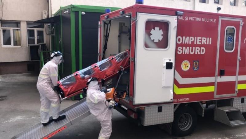 Record de decese și de cazuri noi de COVID-19, în ultimele 24 de ore, la nivel național