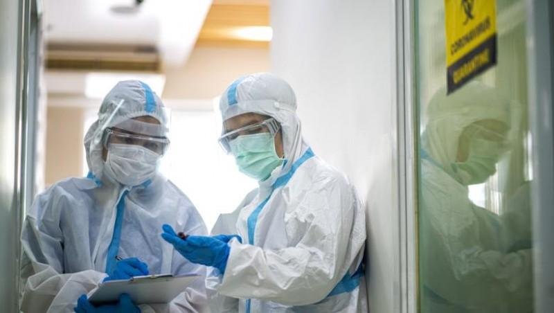 Record de infectări COVID la Botoșani, incidență crescută radical