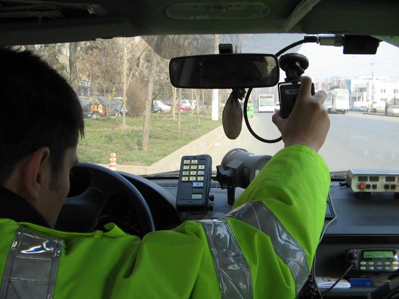 Record de viteză pe Autostrada A1: un bucureştean a circulat cu 254 km/h VIDEO