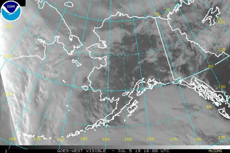 Record istoric: temperaturi de peste 32 de grade în Alaska