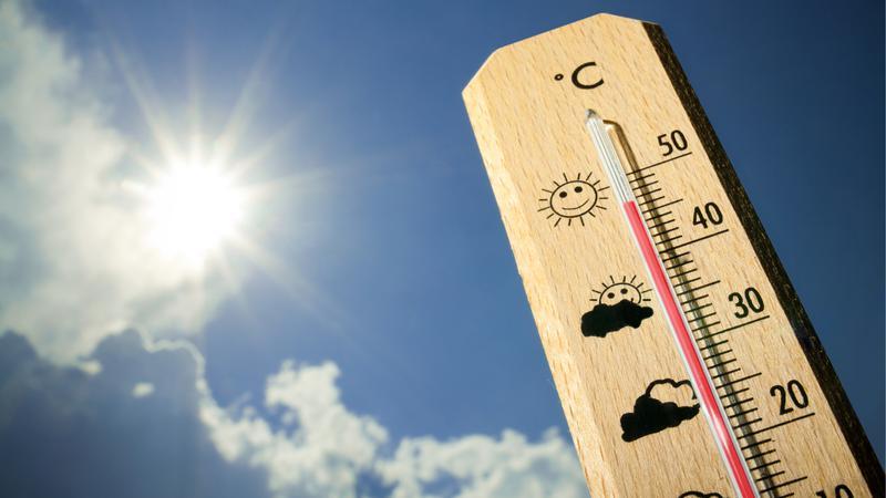 Recorduri de temperatură pe 4 continente. În California s-a înregistrat cea mai fierbinte ploaie