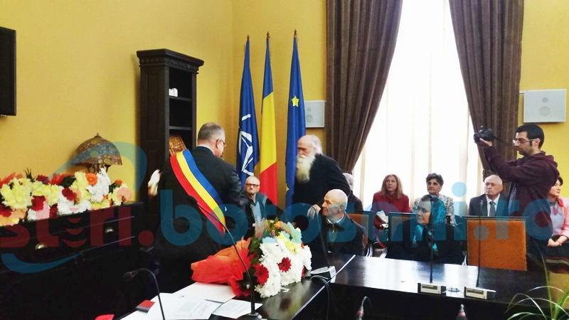 Recunoștință pentru cuplurile de aur și de diamant din municipiul Botoșani - FOTO