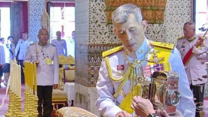 Regele Thailandei s-a izolat alături de 20 de femei. A închiriat în Germania un hotel întreg pentru haremul său