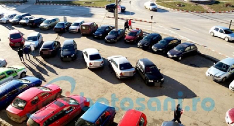 Regulament nou pentru locurile de parcare din municipiul Botoșani