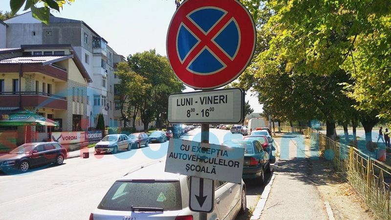 Regulamentul privind ridicarea şi blocarea maşinilor, în municipiul Botoşani, la un pas de a fi aplicat