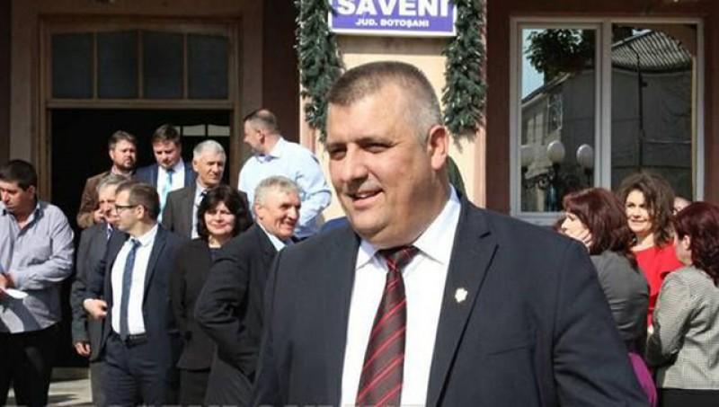 Relu Târzioru, din nou primar la Săveni!