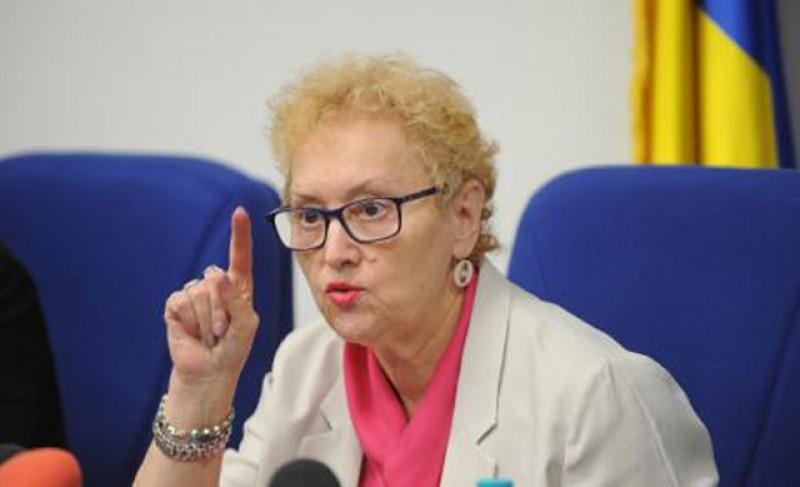Renate Weber: Toate pensiile speciale pot fi desființate, cu excepția celor ale magistraților
