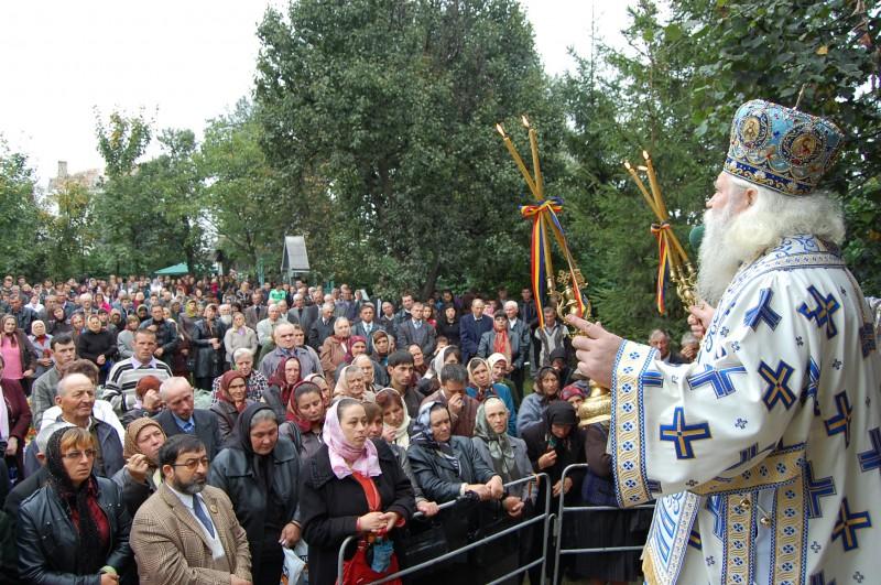 Resfinţirea Bisericii din parohia Vorona-Centru, o zi a împlinirii