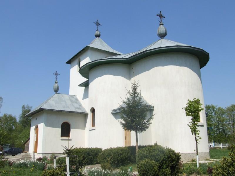 Resfinţirea Bisericii parohiei Vorona-Centru