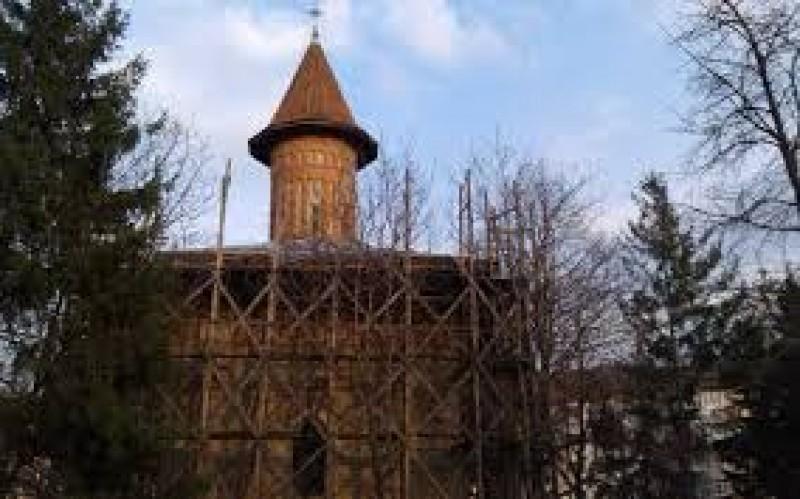 Restaurarea bisericii Sf. Gheorghe este în grafic