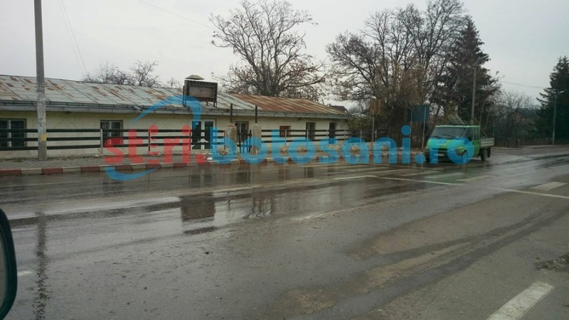 Restricții de viteză pe o stradă din municipiul Botoșani!