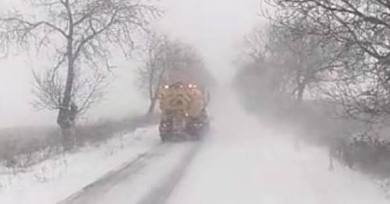 Restricții pe drumurile Botoșani - Suceava și Botoșani - Iași, pentru mașinile de mare tonaj!