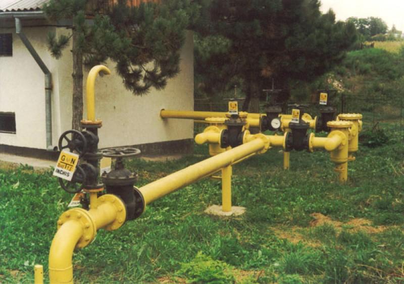 Rețeaua de gaze se extinde spre Tulbureni