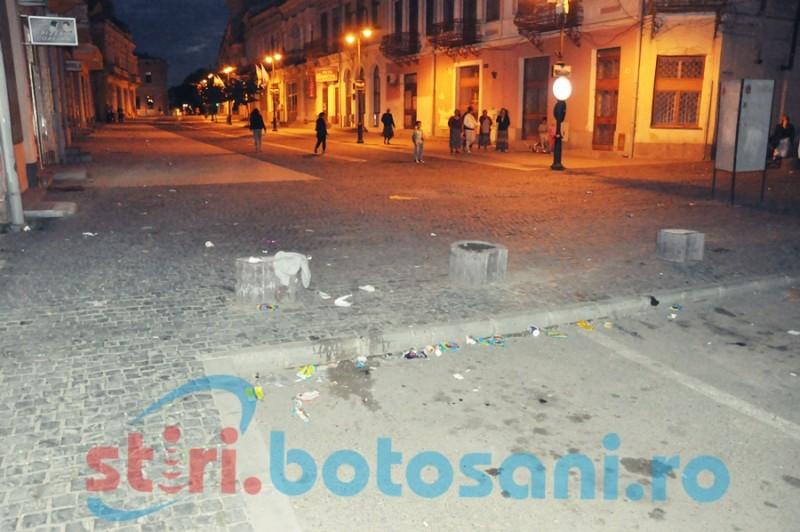 Revolta unui consilier local: Centrul Vechi, sub asediul semințelor și al persoanelor care fac gălăgie